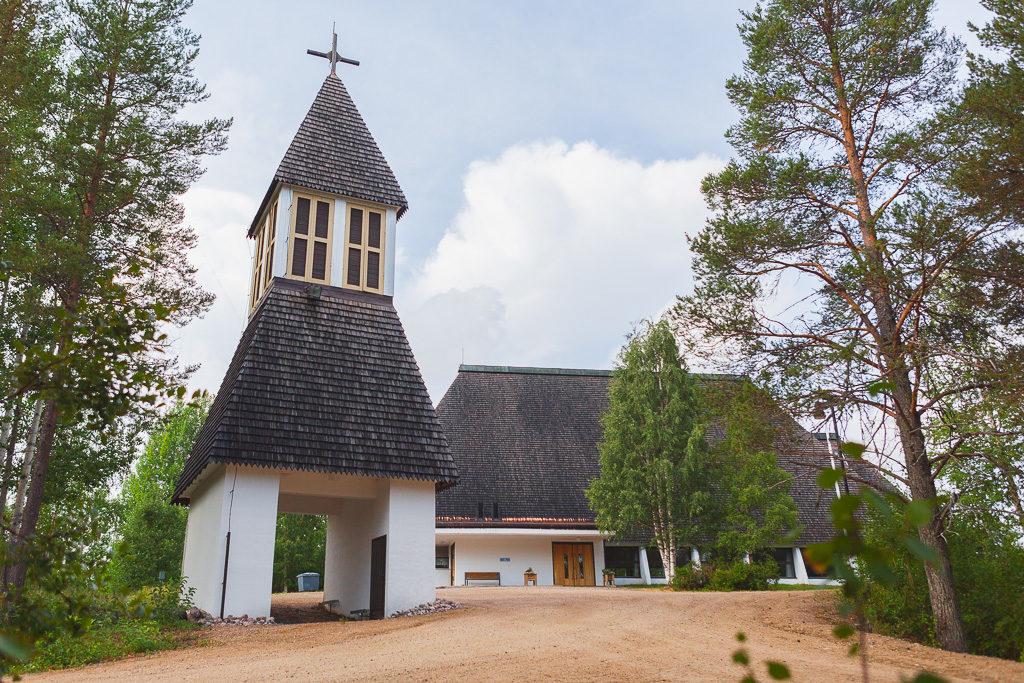 Sieppijärven kirkko